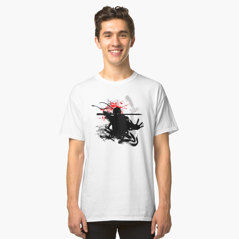 Japanischer Ninja Classic T-Shirt