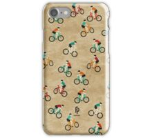 Mountain Biking at Hadleigh Castle Country Park iPhone Case/Skin