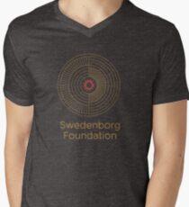 Swedenborg Foundation Logo Men's V-Neck T-Shirt