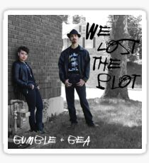 Bumble & Bea: We Lost The Plot Sticker