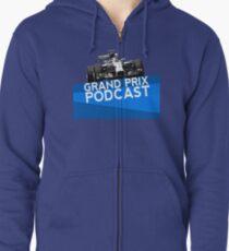Grand Prix Podcast Zipped Hoodie