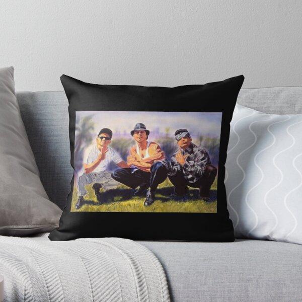 Vatos Locos Throw Pillow