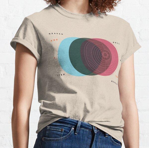 Emanuel Swedenborg's Heaven and Hell Classic T-Shirt