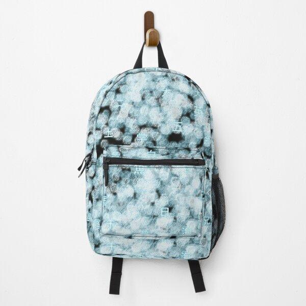 Neon Kanji Backpack