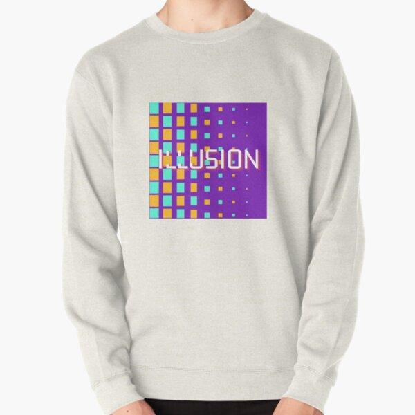 ILUSION Pullover Sweatshirt