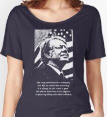 JIMMY CARTER-2 Women's Relaxed Fit T-Shirt