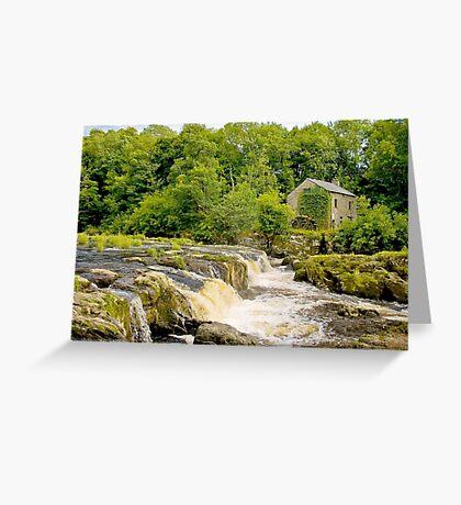 Cenarth Mill Greeting Card