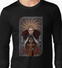 Commander Tarot Long Sleeve T-Shirt