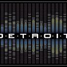 Detroit Sound by Elena Maria