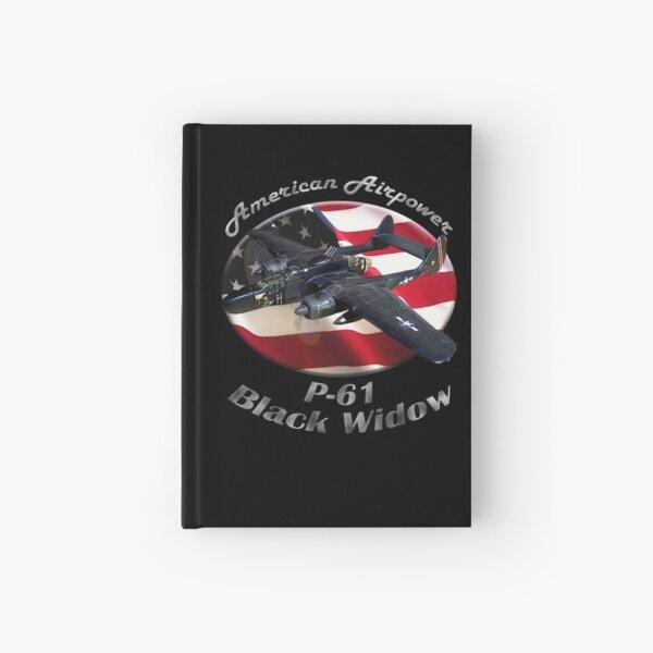 P-61 Black Widow American Airpower Hardcover Journal