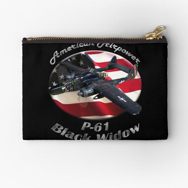 P-61 Black Widow American Airpower Zipper Pouch