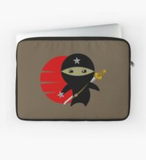 Ninja Star - Darker Version Laptop Sleeve