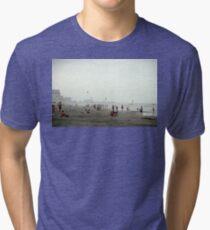 April on Myrtle Beach, South Carolina.  Tri-blend T-Shirt