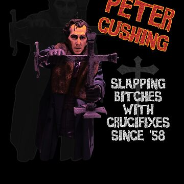 Peter Cushing by RiottDesigns