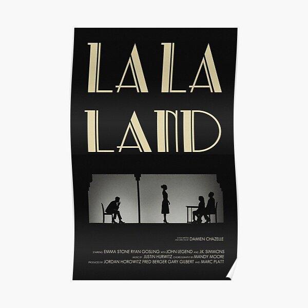 5 la la land - Poster