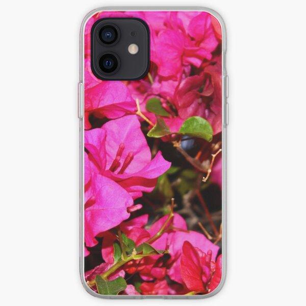 in the garden iPhone Soft Case