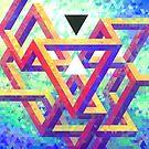 Trixel Maze by etall