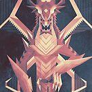 Luminescent Dragon by etall