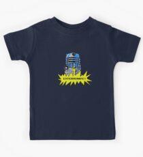 Time And Relative Pixels: Dalek Kids Tee