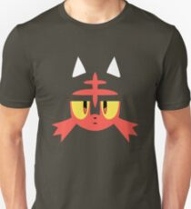 Pokemon Sun / Moon Litten New  Unisex T-Shirt