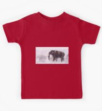 Mammuthus Primigenius Finished Kids Tee