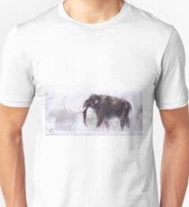 Mammuthus Primigenius Finished T-Shirt