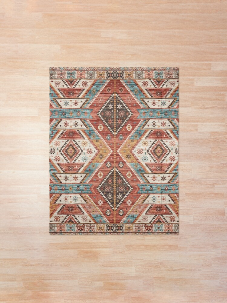 Alternate view of Oriental Heritage Traditional  African Moroccan Style  Comforter