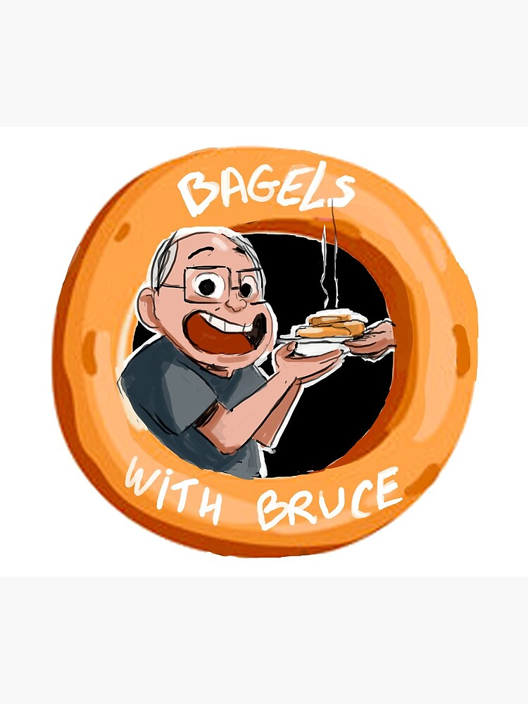 Bagels With Bruce by brucefrommert