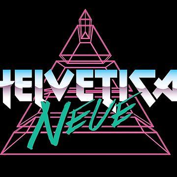 Helvetica Neue by karlos
