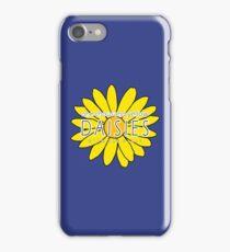 Gilmore Girls - One Thousand Yellow Daisies iPhone Case/Skin