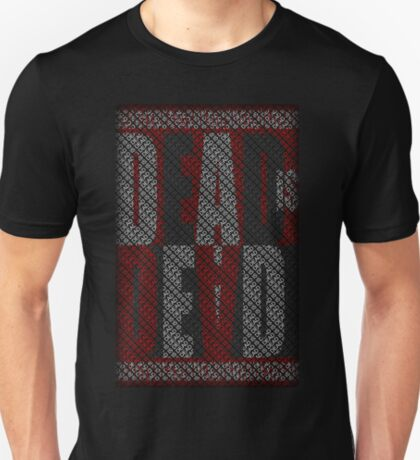 Dead Is Dead (Typography) T-Shirt