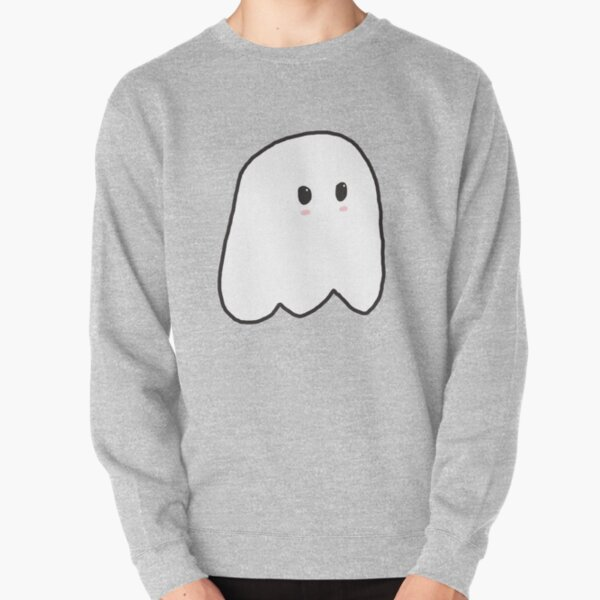 ghost  Pullover Sweatshirt