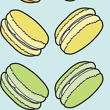 Mad Macarons by petitecitrus
