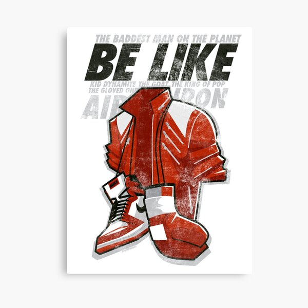Be Like Mike - 2016 Canvas Print