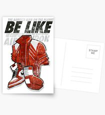 Be Like Mike - 2016 Postcards