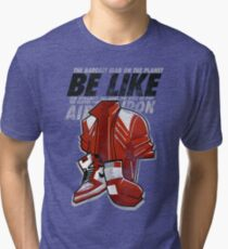 Be Like Mike - 2016 Tri-blend T-Shirt
