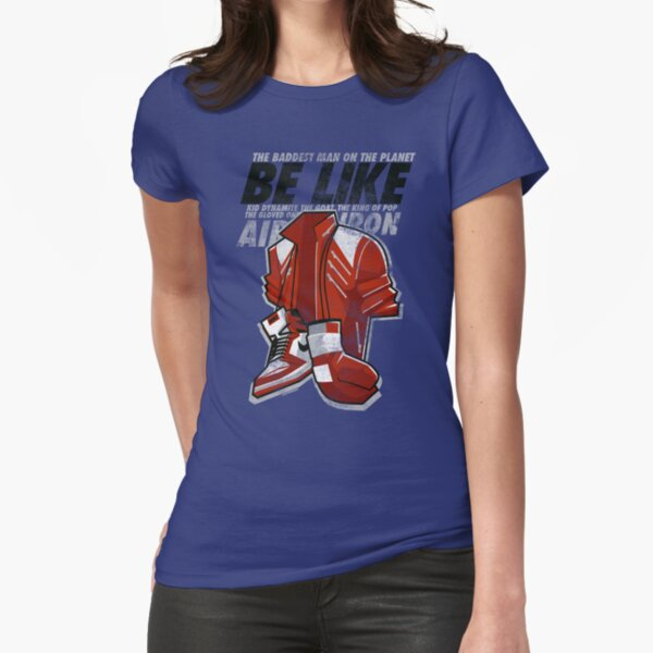 Be Like Mike - 2016 Fitted T-Shirt