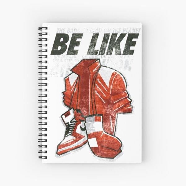 Be Like Mike - 2016 Spiral Notebook