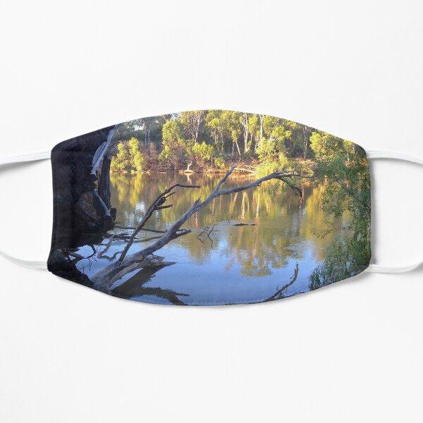River gums Flat Mask