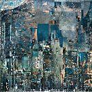 Urban blues by Stefanie Le Pape