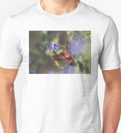 Hummingbird Clearwing Moth T-Shirt