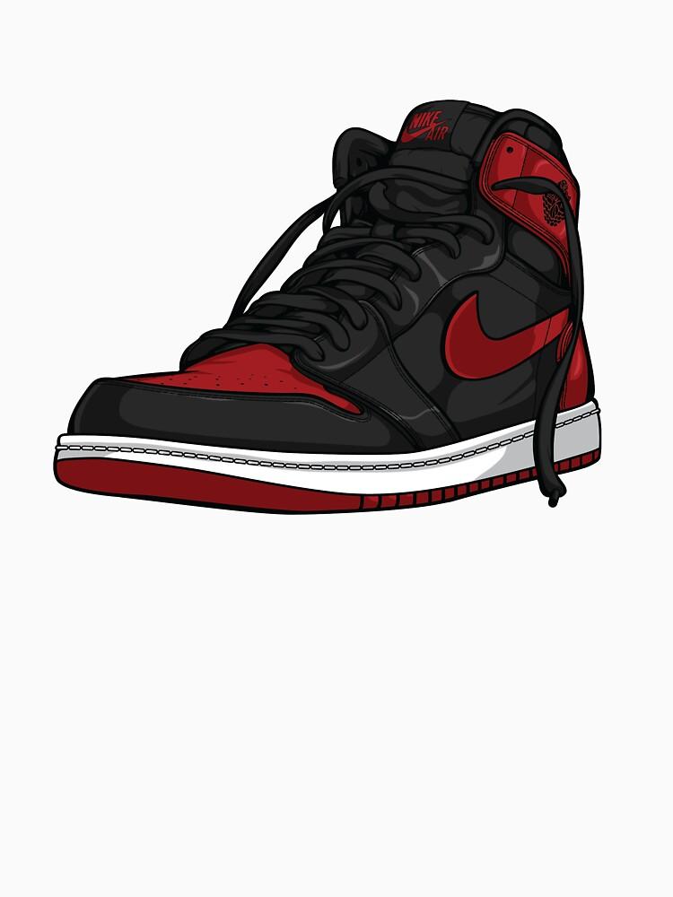 "Air Jordan 1 ""BRED"" by RSands"