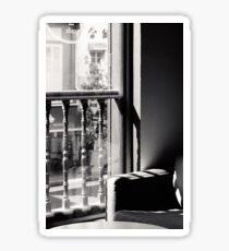 Cafe Window Seat Sticker