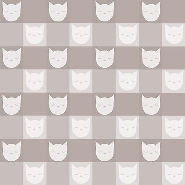 Smitten With Kittens (Grey) by petitecitrus