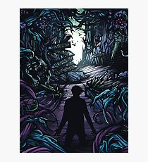 A Day to Remember Homesick Album Cover Photographic Print