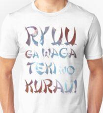 Ryuu ga waga teki where kurau! - Hanzo Ulti Unisex T-Shirt