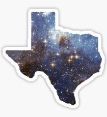 Texas Stars Sticker