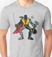 Mashups: Black Heroes T-Shirt