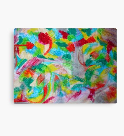 Dress Up Canvas Print