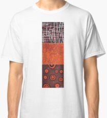 Orangeshed triptych part a, b & c Classic T-Shirt